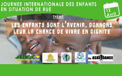 Seconde édition de la journée internationale des enfants de rue au Togo
